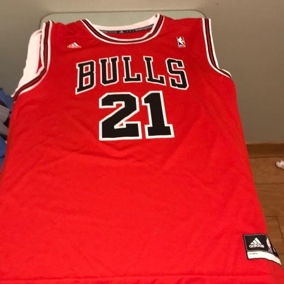 Adidas Bulls Butler Jimmy Chicago Jersey WxBorCed